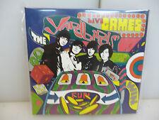 YARDBIRDS-LIVE GAMES.NYC, USA 1968/STOCKHOLM, SWEDEN 1967-CD DIGIPACK-NEW.SEALED