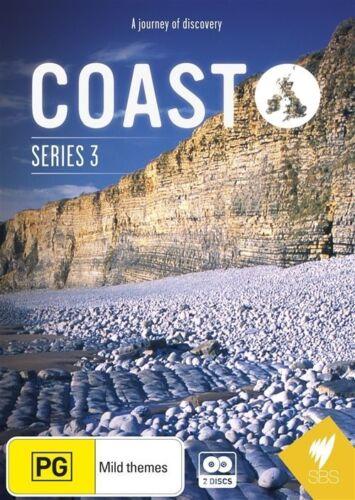 1 of 1 - Coast : Series 3 (DVD, 2010, 2-Disc Set)-REGION 4-Brand new-Free postage