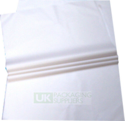 Sheets Of White Coloured Tissue Paper Acid Free Size 350 x 450mm CHOOSE YOUR QTY