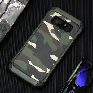 classic fit 320d4 cd20b Details about For Samsung Galaxy Note 8 S8 S9 S9+ Case Camo Camouflage  Heavy Duty Army Cover
