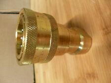 Parker BH1-60 Valved Hydraulic Quick Coupler 1//8 NPT Female Brass