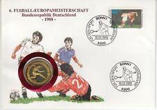 China  1 Yuan  1982   Fußball  im Numisbrief
