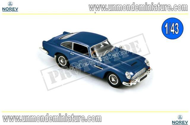 Aston Martin DB5 Coupé 1964 Night Blue  NOREV - NO 270504 - Echelle 1/43