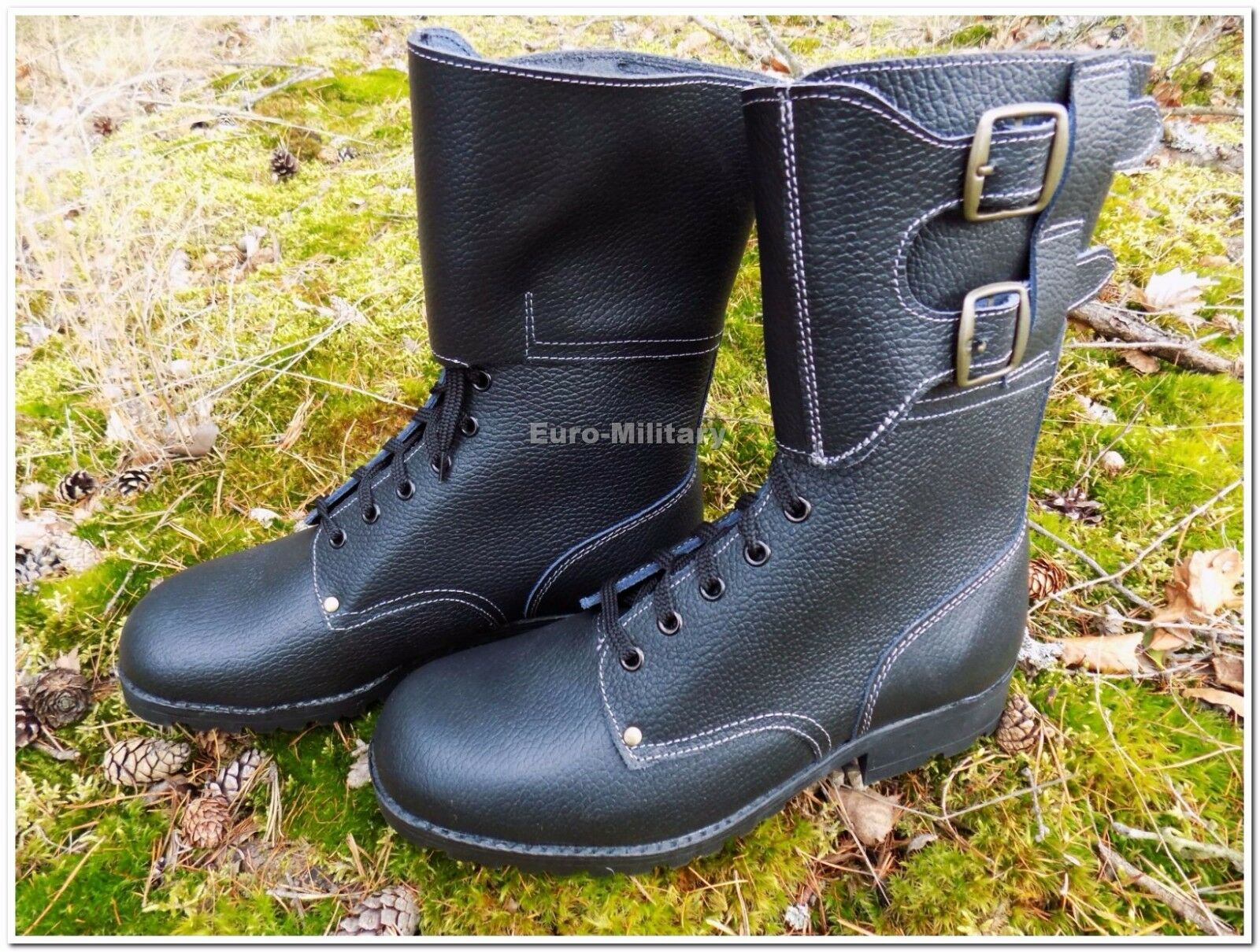 Tactical Military New Made Type VZ60,M60 Legendary CZ Boots - Brand New