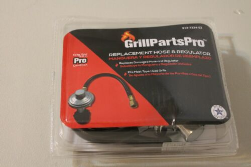 Brinkmann 812-7224-S2 Grill Parts Pro Replacement Hose /& Regulator SHIPS FREE