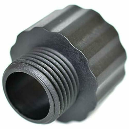 """Outdoor Garden Hose Adapter F003 Pack Of 2 3//4/"""" GHT Male X 1/"""" NPT Female"""