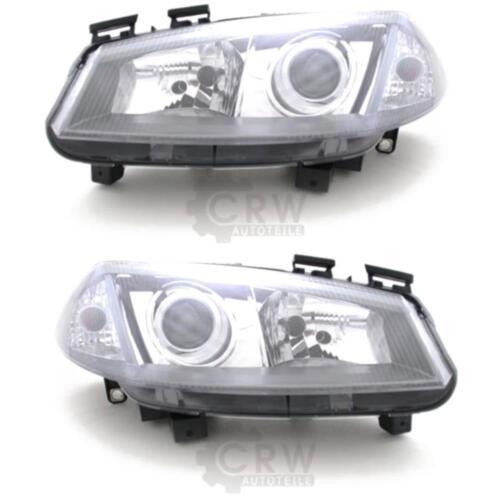 11//02-12//05 D2S//H7 H9Y Xenon Scheinwerfer Set für Renault MEGANE II Bj