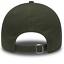 Cappellino-Visiera-Curva-New-Era-New-York-Yankees-Verde-Militare-Unisex miniatura 2