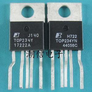 10PCS-Marca-Original-Transistor-de-potencia-TOP234Y-TOP234YN-TO-220-5