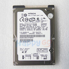 "NEW 2.5"" HITACHI 120GB 8MB PATA IDE 5400 RPM Internal Hard Disk Drive For LAPTOP"