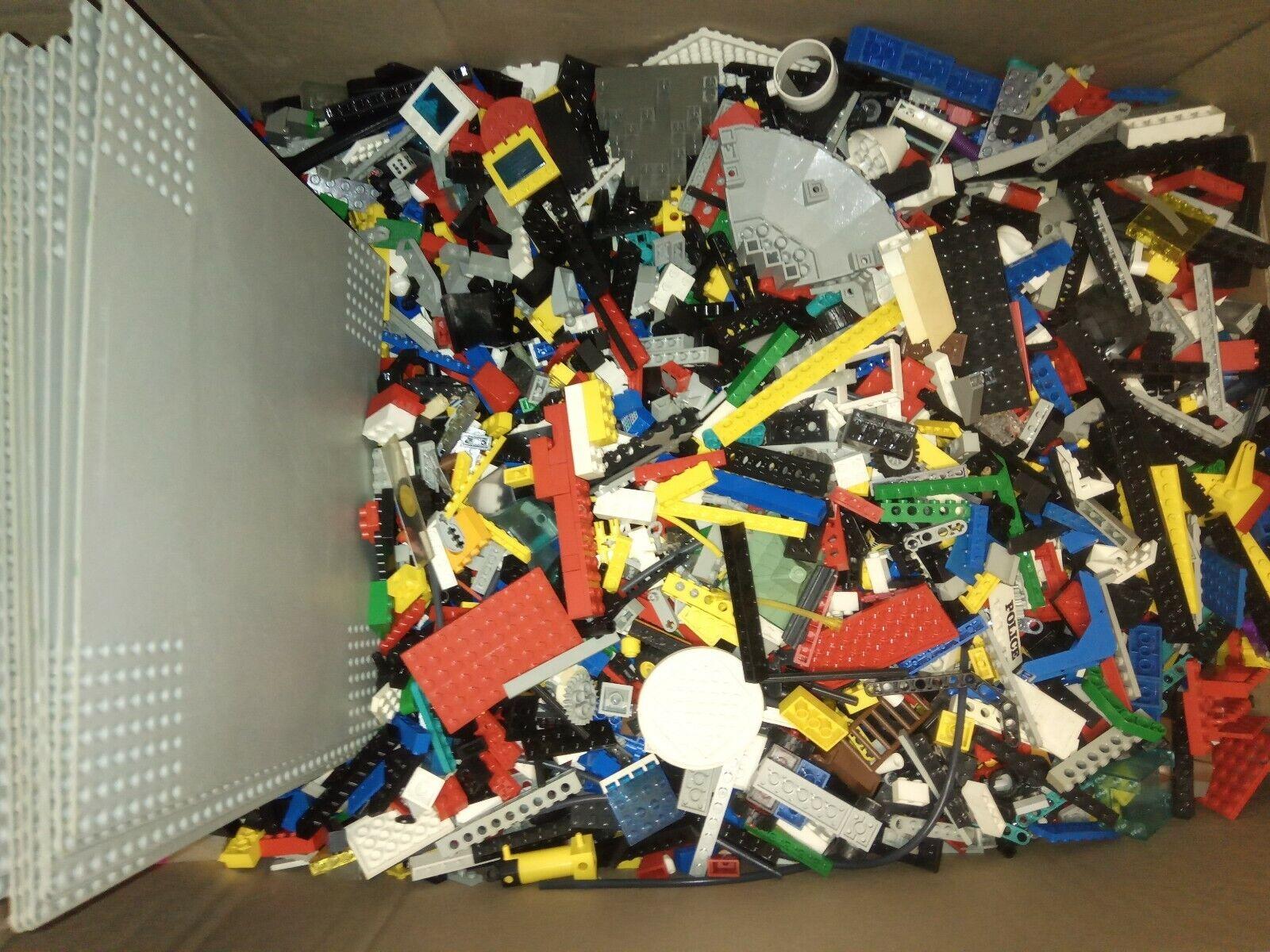 Lego Technik Lego City Lego Burg aus den letzten 20 Jahren