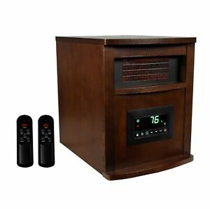 LifeSmart-LifePro-6-Element-1500W-Portable-Electric-Infrared-Quartz-Space-Heater