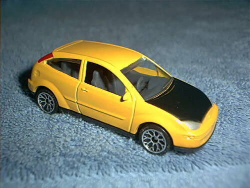Matchbox Ford Focus Pick your vehicle Loose