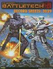 Classic Battletech Record Sheets: 3039 by Catalyst Game Labs (Paperback / softback, 2008)