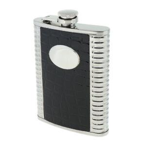 8oz-304-Stainless-Steel-Pocket-Hip-Flask