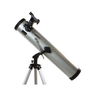 Byomic-Beginners-Newtonian-Reflector-Telescope-76-700-with-Case-Altazimuth-Mount