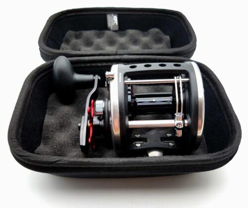 SEASUN ST21 Hard Cover Fishing Reel Case Medium