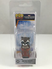 Pin Mate #25 Rocket Raccoon Guardians of the Galaxy Wooden Figure NEW Marvel