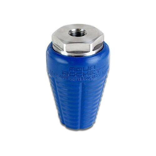 """4000 PSI Max Industrial Turbo Nozzle 4.5 Aqua-Rocket 4000 1//4/"""" FNPT Inlet"""