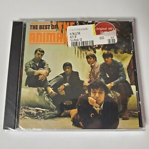 NEW CD The Best of the Animals 1987 ABKCO Records Music Band Hoise Rising Sun Lp