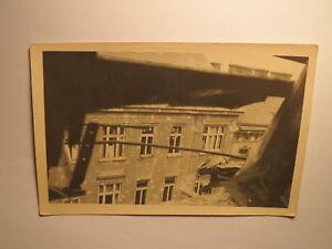 Krieg-Schaeden-am-Haus-Truemmer-wohl-im-oder-nach-dem-Weltkrieg-Foto