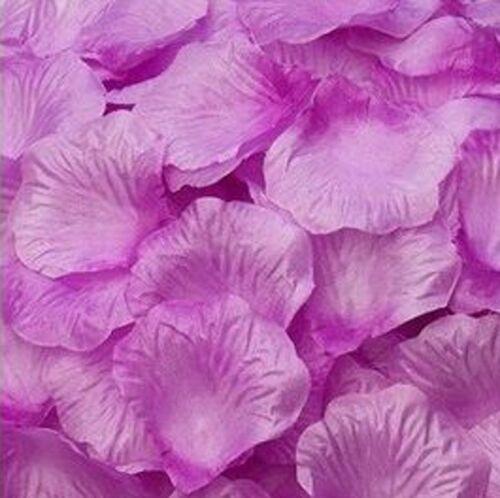 90-100 Rosenblätter Streudeko  Rose petals Rosenstreublätter rot gold blau rosa