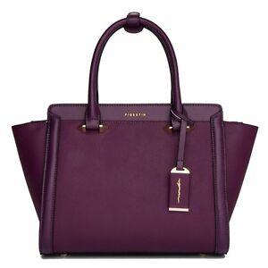 FIGESTIN-Women-Cattle-Leather-Handbags-Shoulder-Designer-Simple-Tote-Purses-Bags