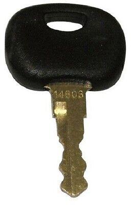 Baumaschinenschlüssel für BOMAG DEUTZ FENDT KRAMER LINDE Schlüssel Nr 14603 #12