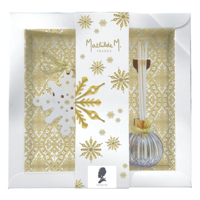 Christmas Alcohol Gift Sets.Mathilde M Home Fragrance Marquise Gift Set For Her Women Christmas Present