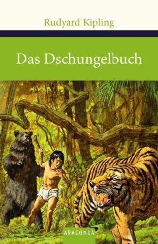 1 von 1 - Das Dschungelbuch von Rudyard Kipling (2010, Gebundene Ausgabe)
