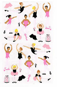 MRS GROSSMANS SUMMER STICKER SHEET BN /& NLA