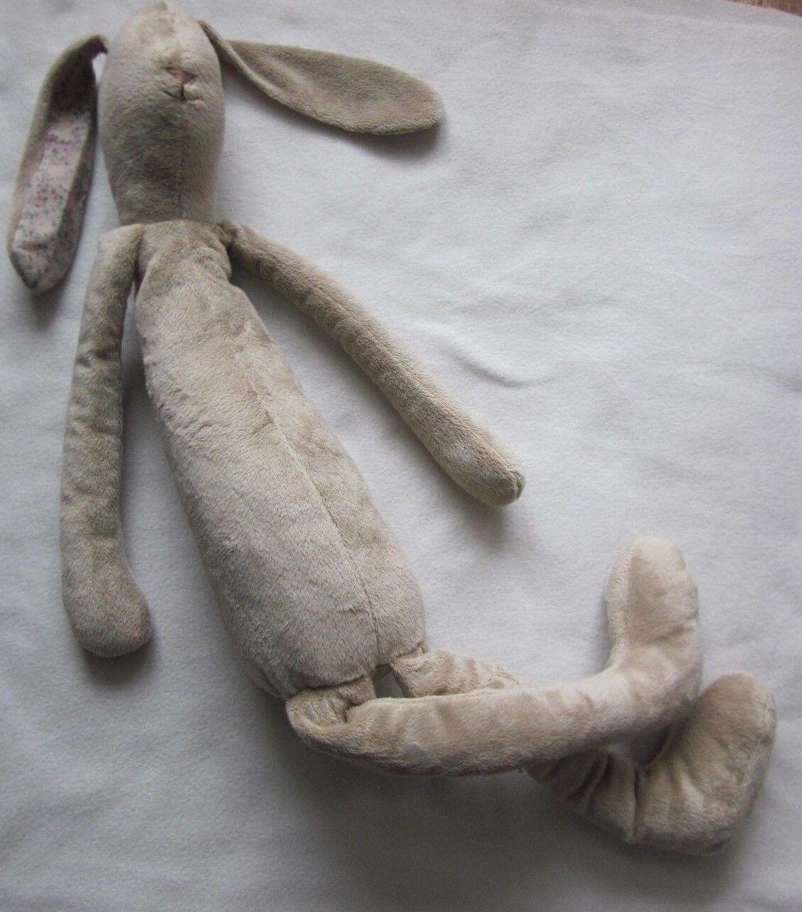 Maileg Soft Bunny marrone Mega 16-6993-05 Coniglio marrone poliestere 70 cm