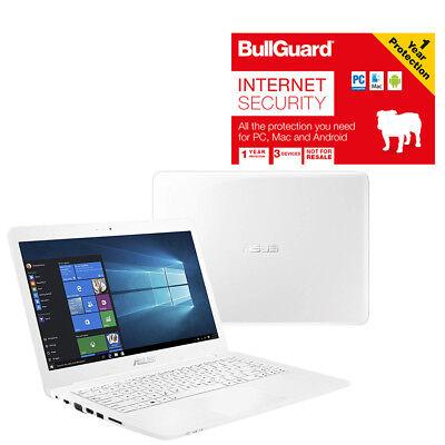 "Asus VivoBook E402BA-GA035T Laptop 14"" A9-9400 4GB 128GB SSD With BullGuard"