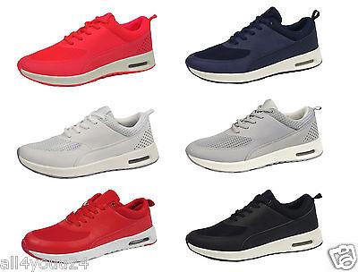 ✔ Herren Damen Sneaker Sport Schuhe Freizeitschuhe Turnschuhe Laufschuhe Schnüre