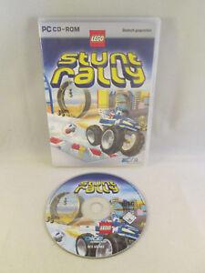 PC-CD-Rom-Lego-Stunt-Rally-GERMAN-VERSION