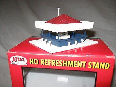 Atlas  HO Refreshment Stand Kit  ATL715