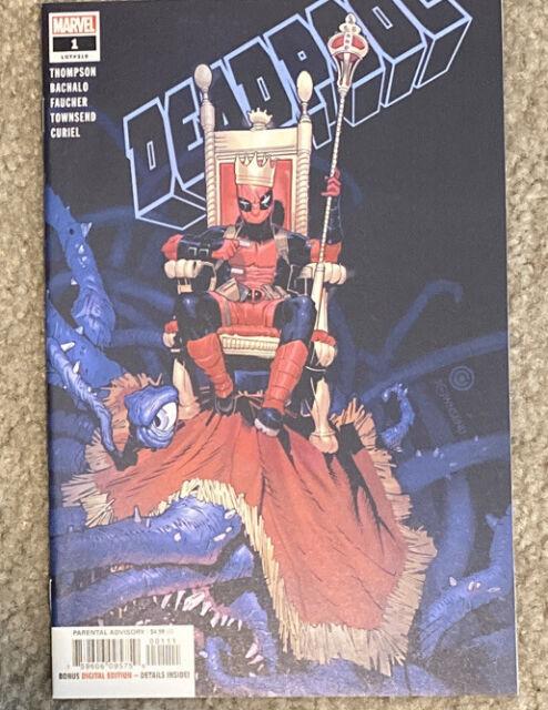DEADPOOL #1 Marvel Comics (2019)