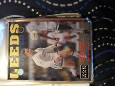 leeds united v everton 1991 zenit data systems northern final 1st & 2nd legs