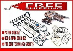 Engine Re-Ring Re-Main Kit* 00-04 Ford Truck/Van/SUV 330 5 4L SOHC