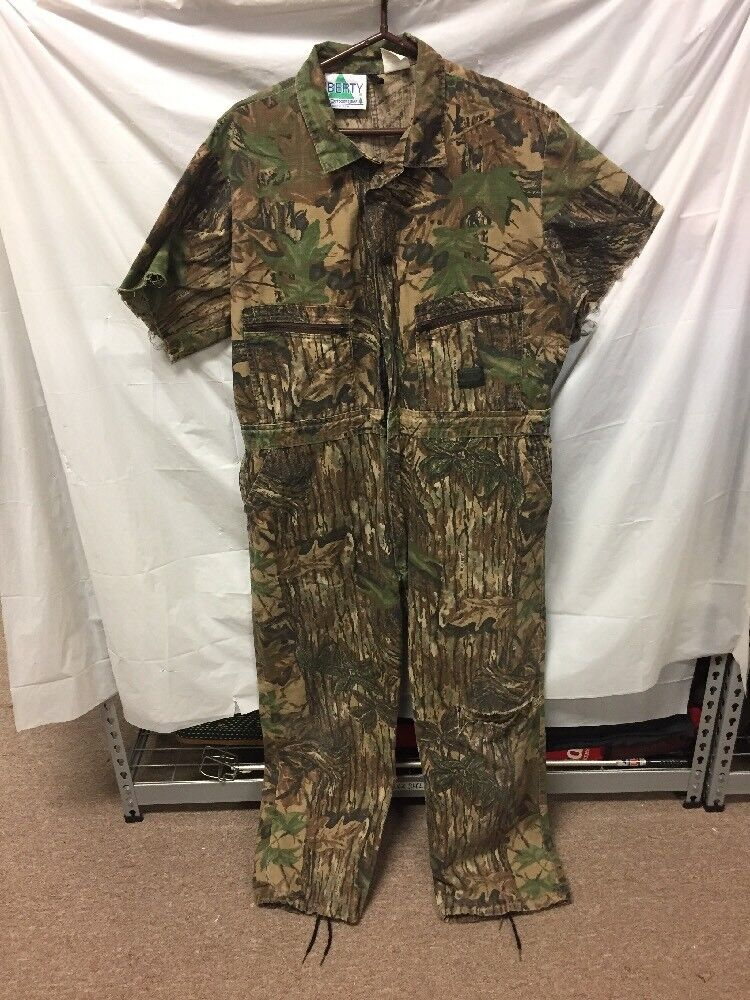 Liberty Resistente Outdoor Gear Camuflaje Mono batas para hombre hombre hombre Talla XL-Reg bd4639