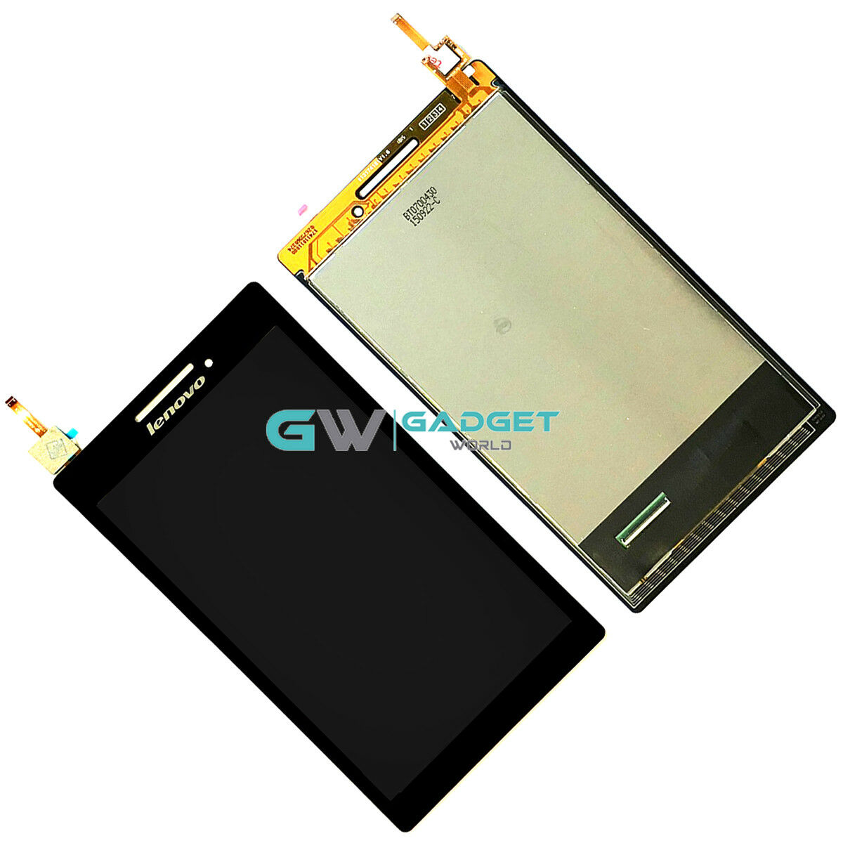 7 Touch Screen Glass Lcd Display Assembly For Lenovo Tab 2 A7 20 Tab2 20f New