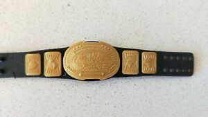 WWE-World-Wrestling-Intercontinental-Champion-Belt-for-Figurine-New-No-Box