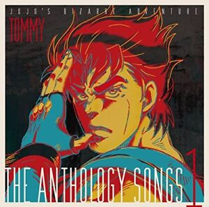 CD-Jojo-039-s-Bizarre-Adventure-die-Anthologie-Lieder-1-NEU-aus-Japan
