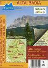 Alta Badia Luftbildpanorama & Wanderkarte (2010, Mappe)