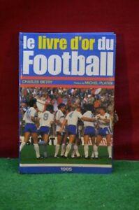 ANCIEN-LE-LIVRE-D-OR-DU-FOOTBALL-1985-MAILLOT-EQUIPE-DE-FRANCE-PLATINI