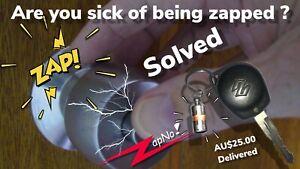 ZapNo-Hand-held-ESD-Electrostatic-Discharge-device-removes-static-shocks