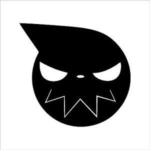 0ac0e10241 Soul Eater Logo Sticker   Decal - Choose Color   Size - Maka Albarn ...