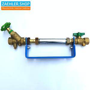 Haus Wasserzahler Einbau Bugel Fur 190 Mm X 1 Zoll Qn Qp 2 5 Inkl Kugelhahne Ebay