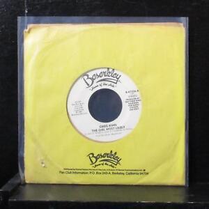 Greg-Kihn-The-Girl-Most-Likely-7-034-Mint-Promo-Vinyl-45-B-47206-USA-1981
