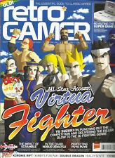 Classic Gaming Magazine Issue 8 Volume 3 and Retro Gamer 168 Classic